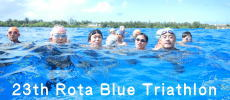 23th Rota Blue Triathlon